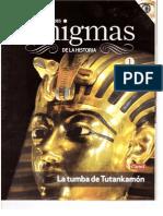 1.- La Tumba de Tutankamon