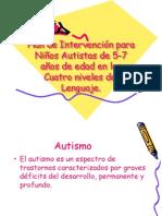 2 Plan de Intervención para Niños Autistas de 4-6
