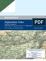 Afghanistan Index Jan 30, 2012
