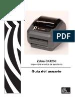 GK420 español