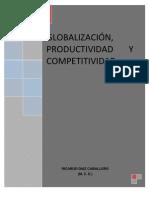Globalizacion Productividad y Competitividad[1]