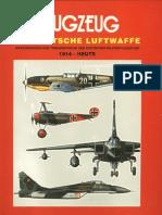Die Deutsche Luftwaffe 1914 - Heute
