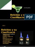 Bebidas y su clasificación