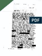 Denison Letters - transcribed versions follow copies.