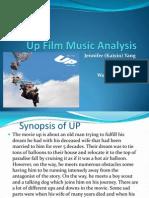 Film Music - Up Soundtrack Analysis