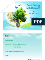 Save Energy with Green IT