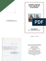 Vol 8 EVANGELIZACION EN EL AMOR DE DIOS PADRE -Mensajes a JV