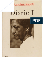 Krishnamurti Jiddu - Diario 1