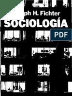 103596068 Fichter Joseph Sociologia