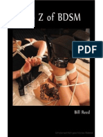 A to Z of BDSM - By Bill Reed + Video!