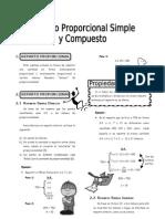 IV Bim - 2do. Año - Arit -  Guía 4 - Reparto Proporcional Si