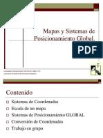 Uso de Mapas y GPS