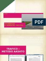 TRAFICO – TASA DE CRECIMIENTO - FINAL