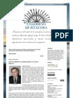 Cuaderno de bitácora CARTA ABIERTA A HANS KÜNG Por Vitorri