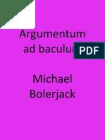 Argumentum ad baculum