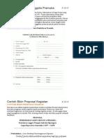 Administrasi Pramuka