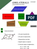 2 1 Quadrilaterals Properties
