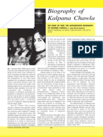 Kalpana Chawla Book Review