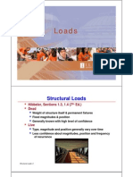 Engineering Loads - Wind/seismic/