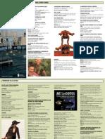 Gobierno de Canarias - Agenda de Marzo