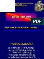 1. Farmacodinamia