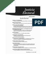 Justicia Electoral Tercera Epoca No 2 2008