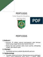 Pertussis