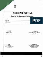 Ancient Nepal 13 Full
