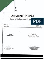 Ancient Nepal 17 Full