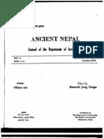 Ancient Nepal 25 Full