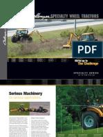 Challenger Specialty Wheel Tractors Brochure