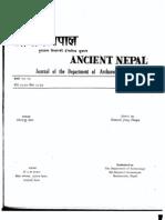 Ancient Nepal 43-45 Full