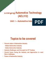 EAT-I (Automotive Industry)