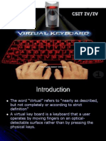 Virtual Keyboard(Ppt)