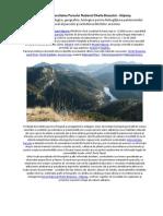 Geo-biodiversitatea Parcului Naţional Cheile Bicazului - Hăşmaş