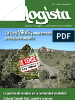 Madrid Ecologista 21