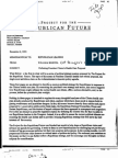 William Kristol's 1993 Memo - Defeating President Clinton's Health Care Proposal