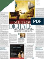 L'Ideologia Della Tecnica Che Risolve Qualsiasi Problema Di Evgeny Morozov - La Repubblica 08.03.2013