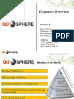 Organizational Profile QuoSphere
