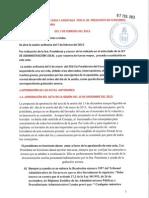 Intervención Presidente Funciones Sesión Ordinaria 07-02-13