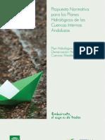 Normativa Planificacion Hidrica Junta Andalucia