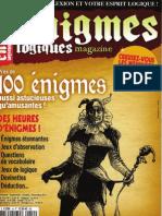 Enigmes Logiques Magazine 19