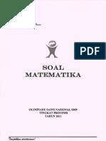 2011-soal-osn-mat-smp-tingkat-propinsi