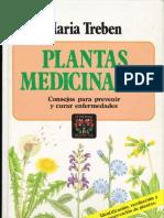 Vlpw Botanica Etnobotanica Libro Guia Plantas Medicinales Treben Blume