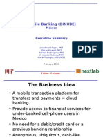 Executive Summary Mobile Banking 2