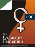 Manual de Sexo - Orgasmo Femenino