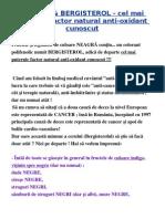 Bergisterol Natural - Un SUPERANTIOXIDANT!!