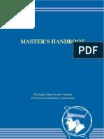 Masters Handbook