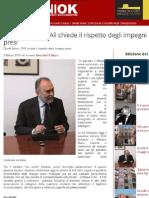 Senatore Antonio d'Alì - Quote tonno rosso