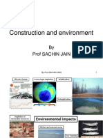 Construction and Environment Note Sode